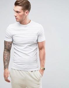 Облегающая футболка G-Star Kantano - Бежевый