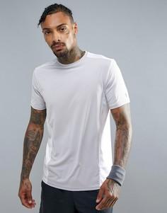 Серая футболка New Look SPORT - Серый