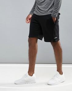 Флисовые шорты Slazenger - Черный