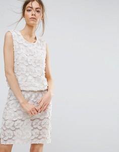 Платье Samsoe & Samsoe Mayer - Белый