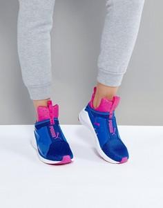 Сетчатые кроссовки Puma - Синий