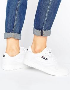 Белые кроссовки Fila Fx100 - Белый