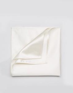 Белый платок для нагрудного кармана Devils Advocate - Белый