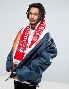 Красный шарф Wasted Paris - Красный