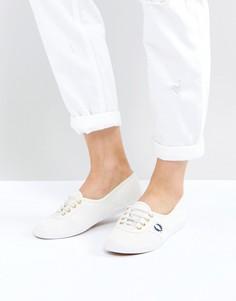 Сетчатые кроссовки Fred Perry Aubrey - Белый