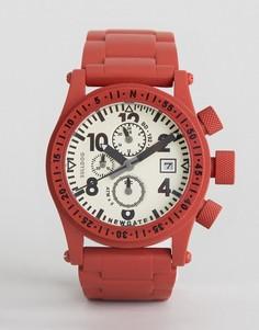 Часы Newgate Bulldog - Красный