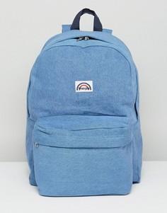 Джинсовый рюкзак с логотипом Wranglar - Красный Wrangler