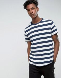 Синяя футболка в полоску Levis Mighty Marshmallow - Синий Levis®