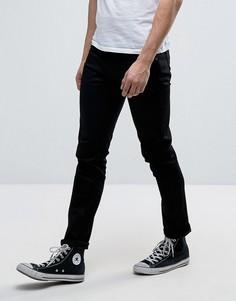 Черные джинсы Nudie Jeans Co Tilted Tor - Черный