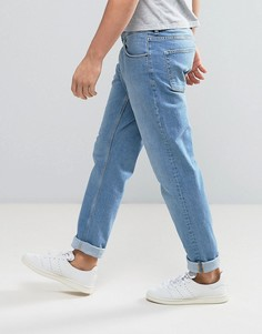 Голубые органические джинсы Dr Denim - Синий