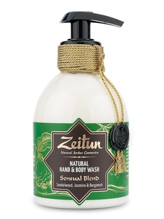 Жидкое мыло Зейтун