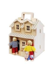 Кукольные домики Винтик и Шпунтик