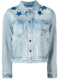куртка со звездами Givenchy