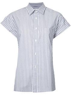 striped short-sleeve shirt Golden Goose Deluxe Brand