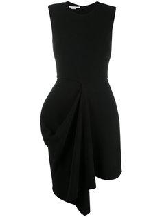 расклешенное приталенное платье  Stella McCartney