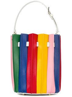 Plissé Bucket bag Sara Battaglia