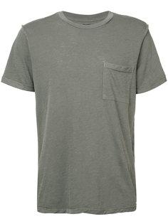 футболка с карманом NSF
