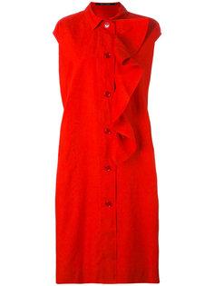 платье-рубашка с оборками Sofie Dhoore