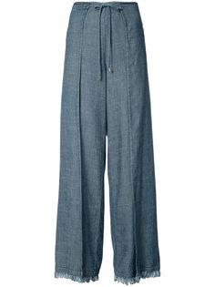 брюки с высокой талией Trina Turk