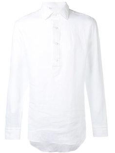 рубашка с пуговичной планкой Salvatore Piccolo