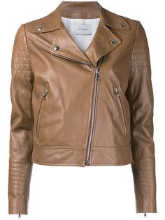 классическая байкерская куртка Yves Salomon