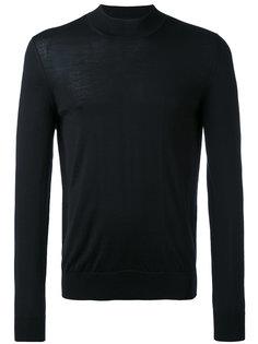 трикотажный свитер приталенного кроя Maison Margiela
