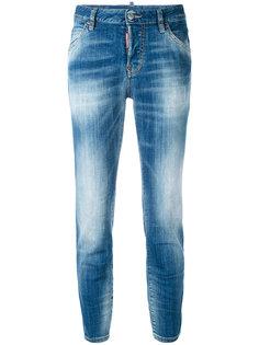 джинсы кроя скинни Dsquared2