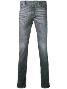 джинсы скинни Maison Margiela