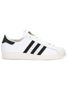 кроссовки с контрастной отделкой Adidas Originals