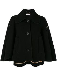 пиджак свободного кроя Chloé