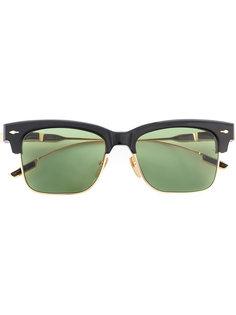 солнцезащитные очки в квадратной оправе Jacques Marie Mage