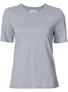 футболка с короткими рукавами Derek Lam 10 Crosby