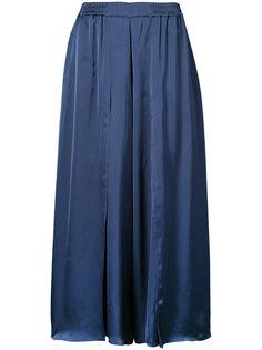 укороченные широкие брюки  Just Female