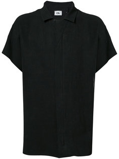 рубашка на молнии с короткими рукавами Chapter
