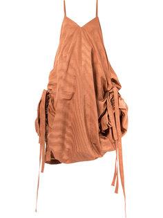 расклешенное платье Y / Project