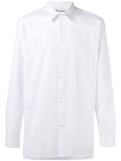 саржевая рубашка Family Études