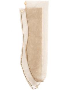 прозрачные носки Muveil