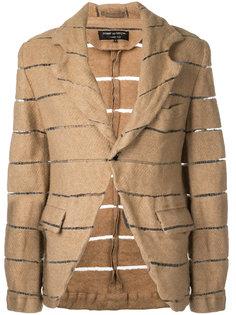 striped jacket  Comme Des Garçons Vintage