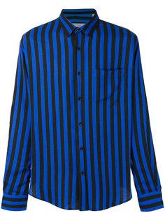 свободная полосатая рубашка Ami Alexandre Mattiussi