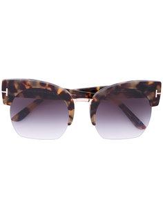 солнцезащитные очки Savannah Tom Ford Eyewear