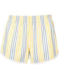 полосатые шорты Katama