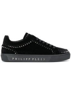 кроссовки с заклепками Philipp Plein
