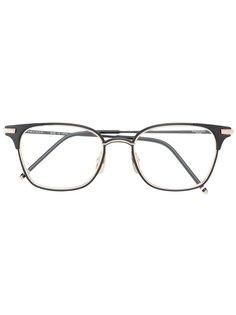 очки в квадратной оправе Thom Browne