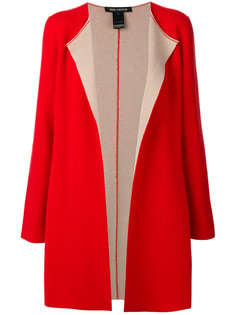 open front cardigan coat Iris Von Arnim