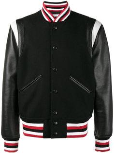 куртка с полосками Givenchy