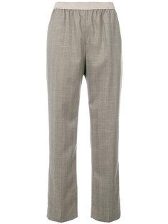 прямые брюки Agnona