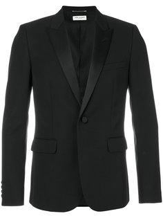 фирменный пиджак Le Smoking Saint Laurent