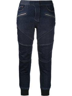 укороченные джинсовые брюки Loveless