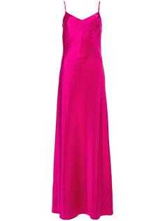 long slip dress Galvan