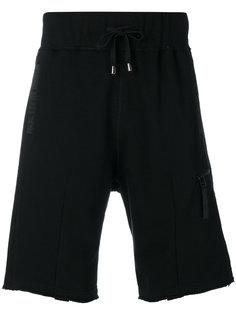 ribbed waistband shorts Unconditional